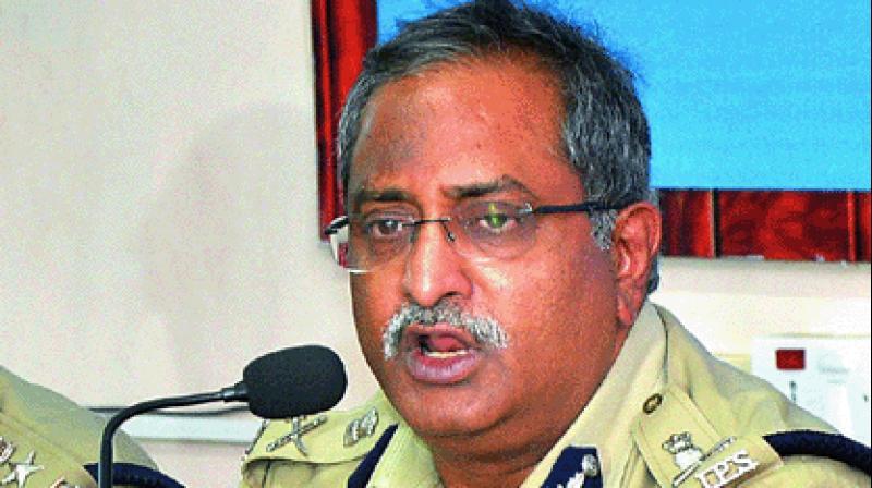 DG, Intelligence, A.B. Venkateswara Rao.