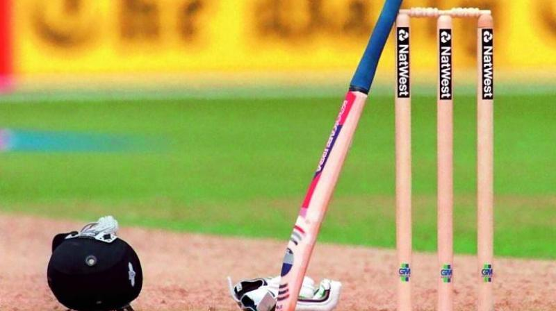 Kerala win women's U-19 cricket match in one ball