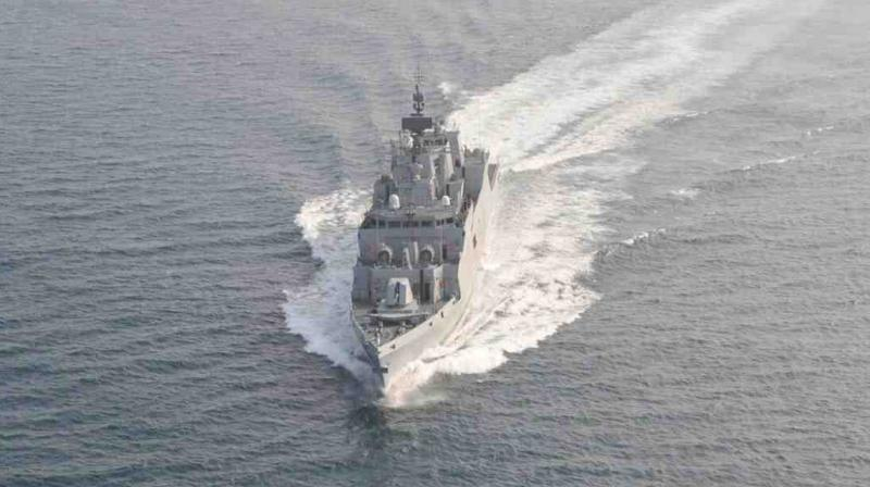 We've presence from Gulf of Aden to western Pacific: Indian Navy chief