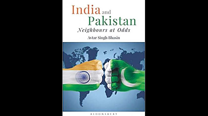India and Pakistan: Neighbours at Odds by Avtar Singh Bhasin; Bloomsbury pp 538, Rs 599