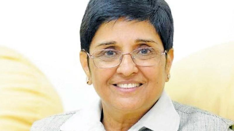 Tension escalated in the former French enclave when CM Narayanasamy launched an indefinite dharna in February against alleged interference by Lt Governor Kiran Bedi.