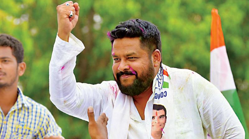 Molakalmur MLA , B Sriramulu too recently claimed that with Mr. Prasad joining the BJP, his younger brother, Nagendra too would soon return to it.