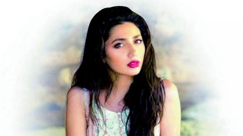Mahira Khan.