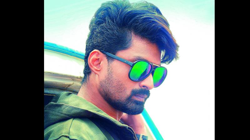 Kalyan Ram liked the film and is keen to remake it in Telugu.  (Photo: DC)