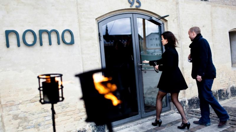 Fully booked months in advance and popular with celebrities, Noma has not only elevated Danish cuisine to new heights, it has also given the country a lot of very valuable publicity. (Photo: AFP)