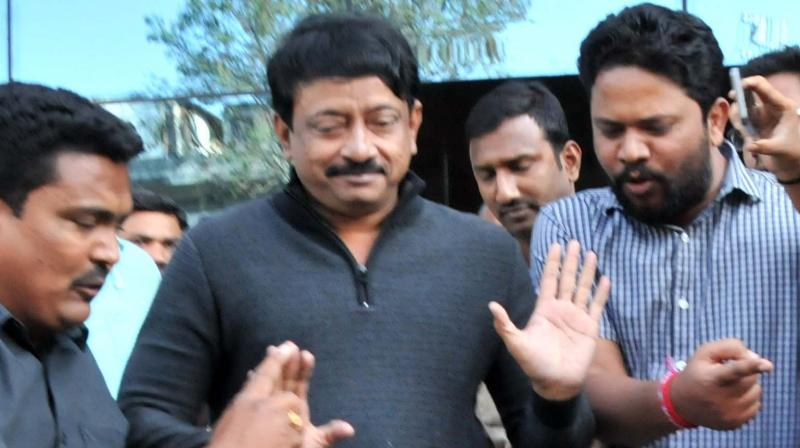 Filmmaker Ram Gopal Varma booked; questioned By Hyderabad Police