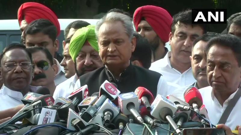 It was speculated that the chief ministers may also offer to resign. (Photo: ANI)