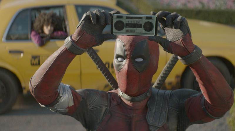 A still from 'Deadpool 2'.