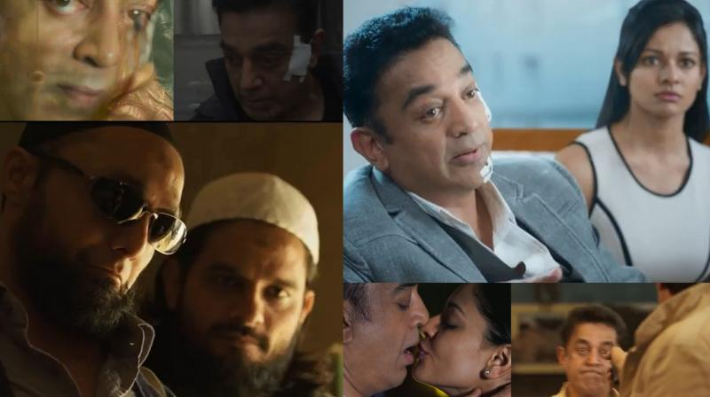 Kamal Haasan`s Vishwaroopam 2 trailer out now