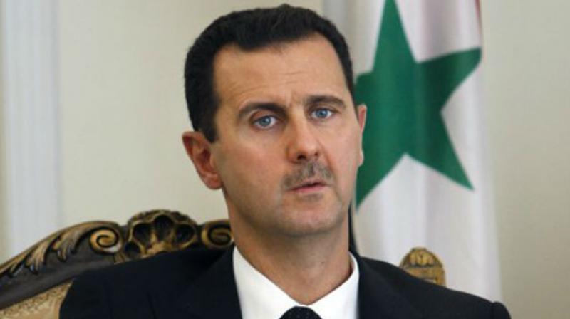 syrian president bashar al assad is a political reality us