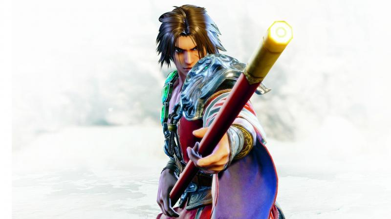 Soulcalibur VI is the perfect example of how to provide good single player content without going over-budget.