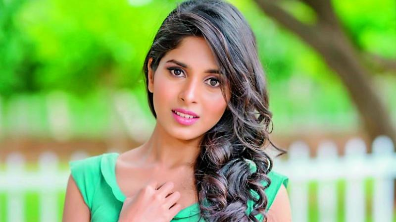 Arnitha Damparala talks about participating in the recently concluded Miss Polo International pageant and why she is not very keen on Telugu film offers.