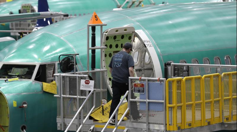 According to Boeing, the flight simulator software was incapable of reproducing certain flight conditions. (Photo:AP)