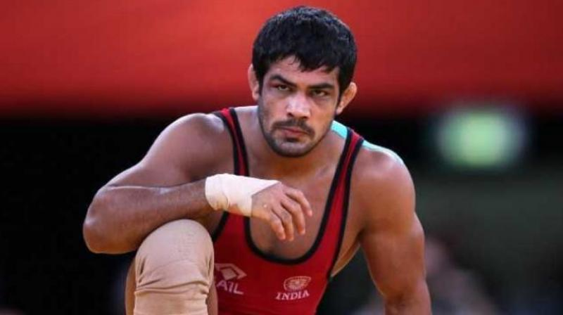 """If my opponents are not ready to fight, what could I have possibly done in such circumstances,"" said Sushil Kumar. (Photo: AFP)"