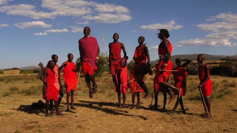 Kenya's Maasai mark rite of passage with elaborate ceremony. (Photo: Pixabay)