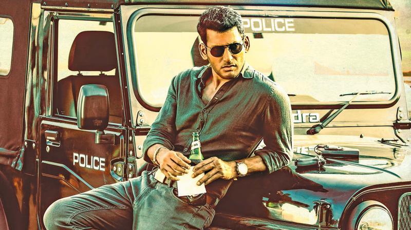 Image result for actor vishal temper