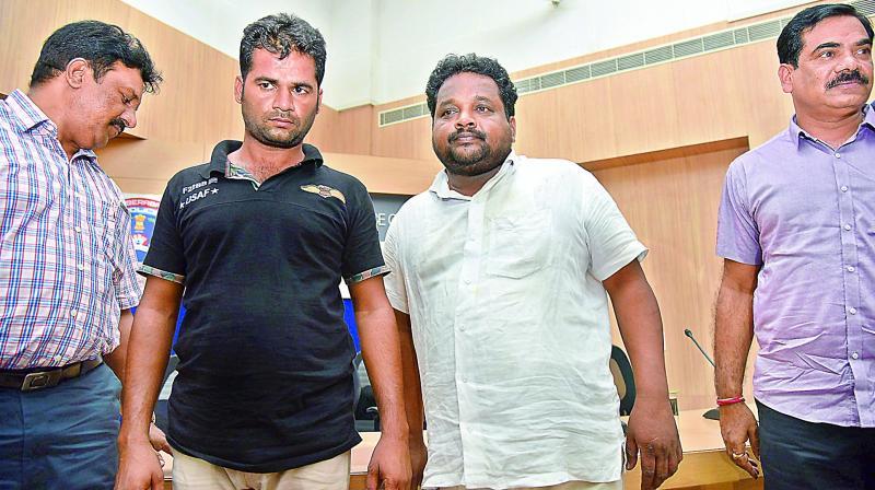 Telangana honour killing: Son-in-law killed, set afire by