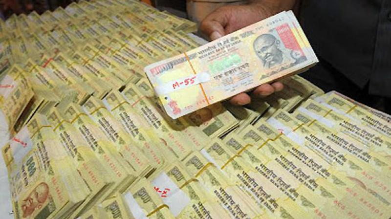 As much as 86 per cent or Rs 15.64 lakh crore of this is high denomination notes of Rs 500 and Rs 1000 which has now been demonetised, sucking that much out of the system.