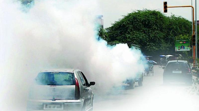 Air Pollution Can Make Kids Aggressive Irritable