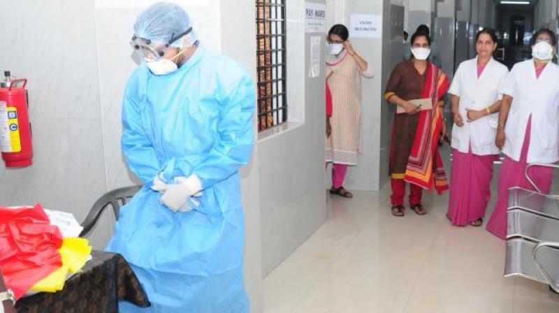 India S Second Coronavirus Case Confirmed In Kerala S Alappuzha