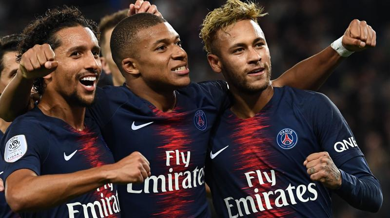 PSG head coach Thomas Tuchel also rubbished the claims, saying,