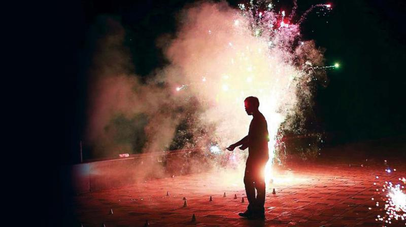 With only one week to go before Deepavali is upon us, the Karnataka State Pollution Control Board (KSPCB) has come up with a slew of measures to curb the use of fire crackers.