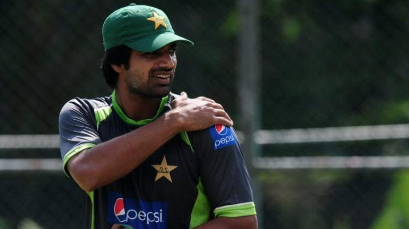 While India-Pakistan encounters usually provide a little extra spice, Haris Sohail urged his team not to get carried with the rivalry. (Photo: AFP)