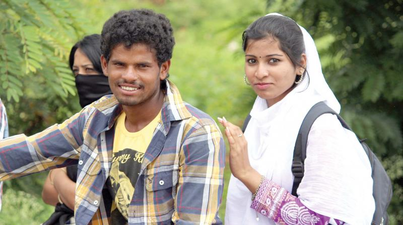 The main stars of the multiple award-winning film Thithi are back with yet another laughter riot.