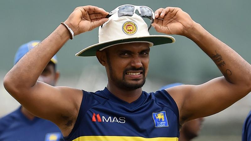Sri Lanka Cricket to launch inquiry into Danushka Gunathilaka incident