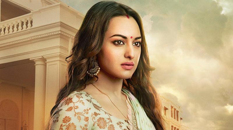 My character contributes a lot to the story: 'Kalank' actress Sonakshi Sinha
