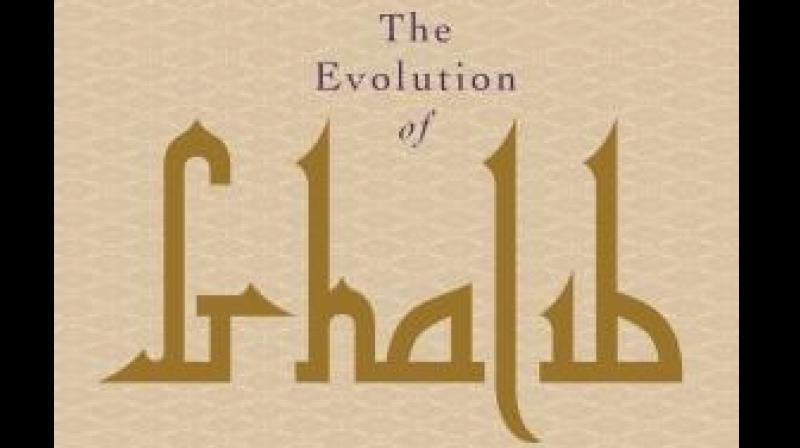 Ghalib's Urdu ghazals attract a highly diverse set of people rich and poor, literary and scientific. (Photo: Rupa Publications)