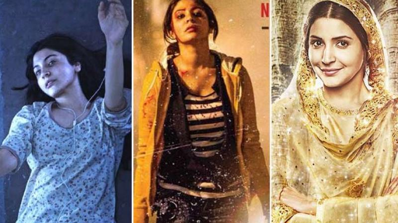 Anushka Sharma's scary act in the recently released 'Pari' has succeeded in sending chills down the spines of the audience.