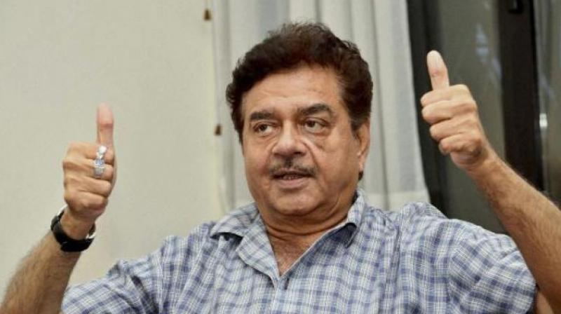 Anybody can be PM, Rahul popular with public', says Shatrughan Sinha