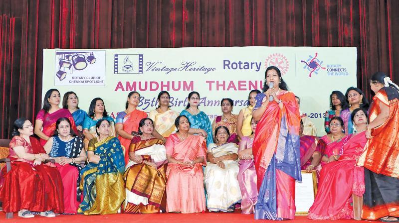 85th birth anniversary celebration of Rajasulochana