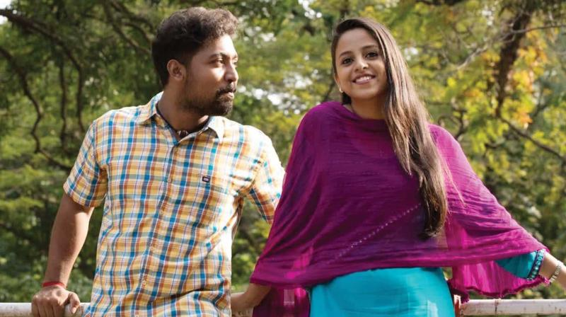 Ashwin and Andrea in Kumbarees