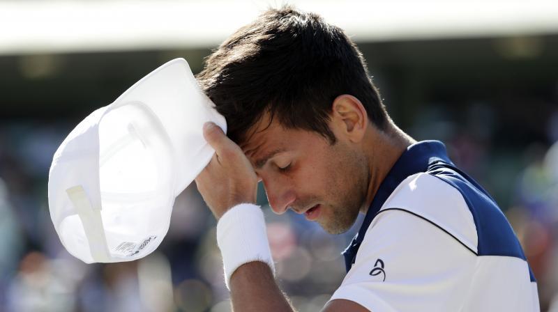 Miami Open: Djokovic bows to Benoit Paire