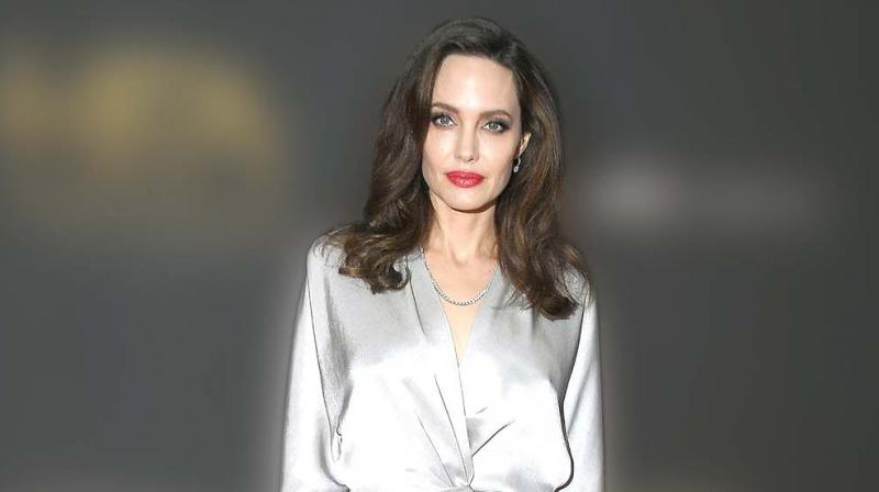 Picture of Angelina Jolie used for representational purpose only