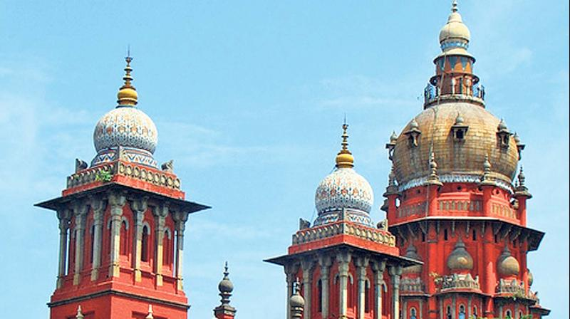 Madras high court.