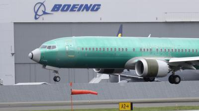 Boeing's plane orders have also been clouded by the grounding of the plane makers fast-selling 737 MAX jetliner in the wake of two crashes that killed 346 people.