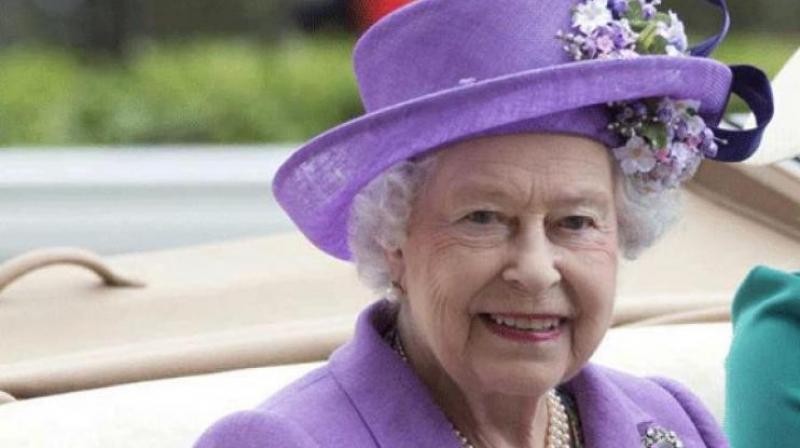 Queen Elizabeth. (Photo:AFP)