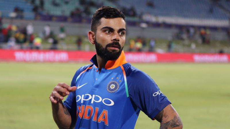 Will Have to Manage My Workload Going Ahead, Says Virat Kohli