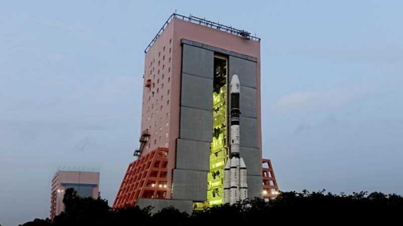 The space station would weigh 20 tonnes. (Photo: ISRO)