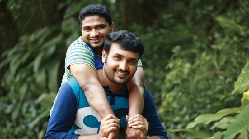 Sikkandhar Dulkarnain and Abdul Gafoor (Photos -Sahanil Sahadev)