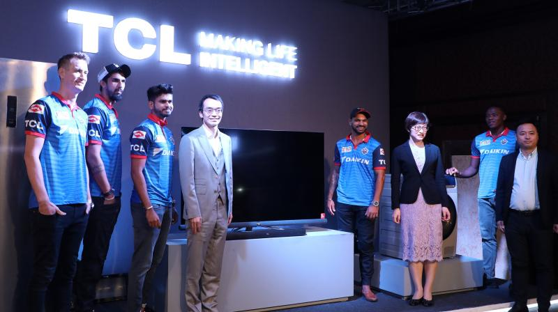 TCL showcases its full range of innovative offerings including ACs, washing machines, refrigerators, sound bars & audio solutions, etc, and also launches its award-winning C6 and P8 series in India.