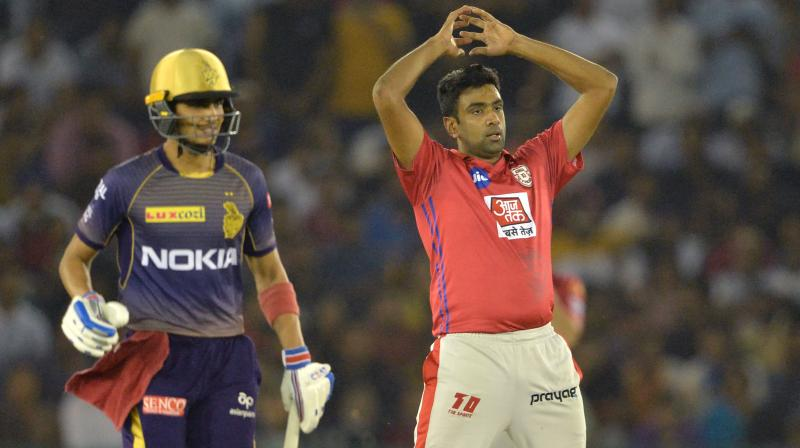 After facing an eight-wicket defeat at the hands of Kolkata Knight Riders on Friday, Ashwin said team missed the presence of Varun Chakravarthy and Mujeeb-ur-Rahman. (Photo: AFP)