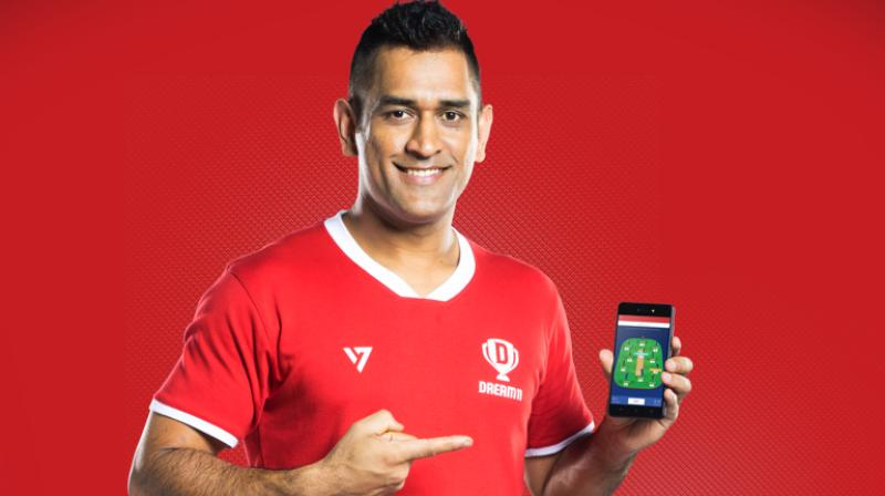 The Public Gambling Act of 1867 criminalises gambling in a public forum although the act does not define the games which involve skill. (Photo: MS Dhoni/Facebook)