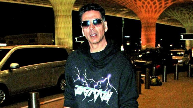 Akshay Kumar's release Re-shuffle