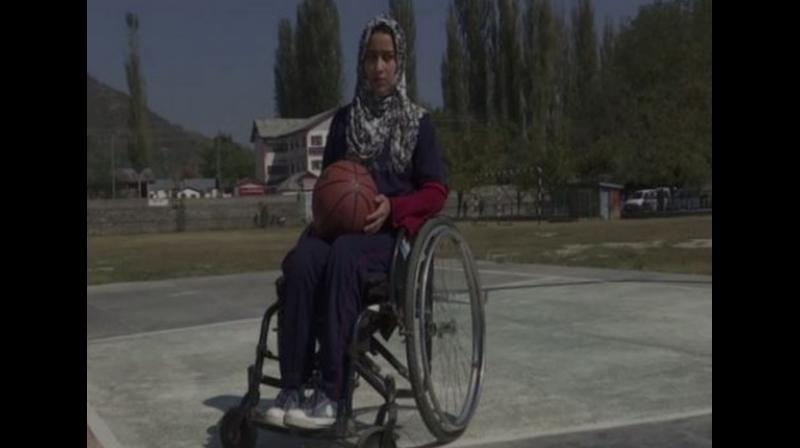 In 2016, Ishrat fell down from the second floor of her house and suffered a spinal injury, leaving her wheelchair-bound. (Photo: ANI)