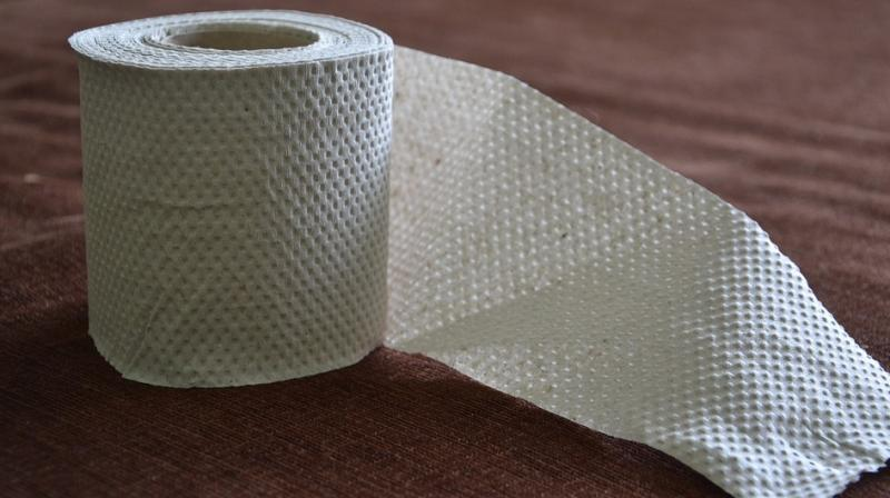 Waste toilet paper is not often considered an asset. Yet it is a rich source of carbon, containing 70-80 per cent of cellulose on a dry basis.