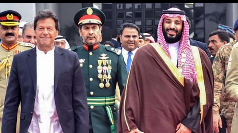 Prez Kovind hosts Saudi Prince, talks on counter-terrorism, bilateral ties
